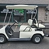 2000 YAMAHA G16 WHITE GAS