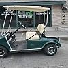 2000 CLUB CAR DS UTILITY GREEN