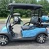 2005 CLUB CAR PRECEDENT BLUE - $OLD
