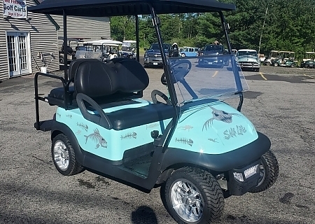 2005 CLUB CAR PRECEDENT SALT LIFE - $old