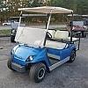 2000 YAMAHA G16 BLUE GAS - $old