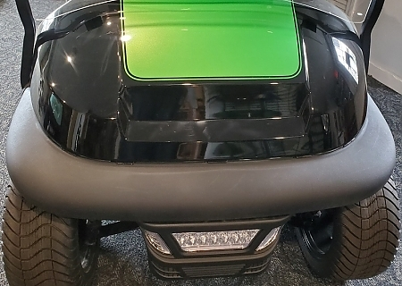 Black/Green - SOLD