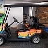 2005 CLUB CAR PRECEDENT ISLAND - $OLD