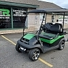 2005 CLUB CAR PRECEDENT BLK/GRN - $OLD