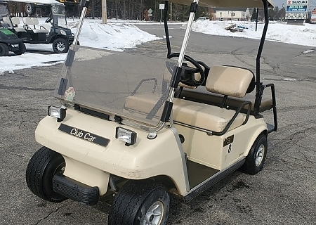 1995 CLUB CAR DS - $old