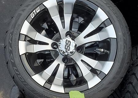 "(#45) GTW FUSION GTR - 12"""